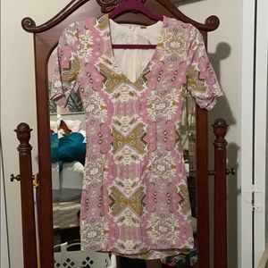 NWOT free people mini dress